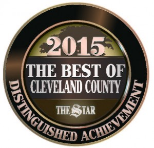 2015 The Best of Cleveland County